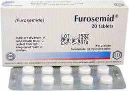 Furosemid tablete za mr�avljenje
