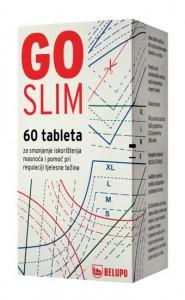 Go Slim tablete za mršavljenje i održavanje tjelesne težine