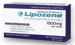 Lipozene tableta za mršavljenje