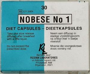 Nobese tablete za mršavljenje