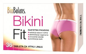BioBalans Bikini Fit tablete za mr�avljenje