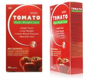 Tomato Plant Weight Loss kapsule za mr�avljenje