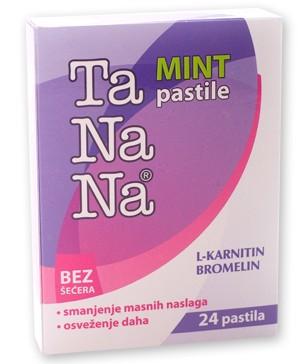 TaNaNa Mint pastile za mr�avljenje