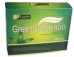 Zelena kava - Leptin tablete za mršavljenje