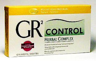 Tablete za mr�avljenje GR2 Control Herbal Complex