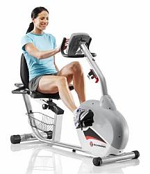 sobni bicikl trening za mrsavljenje