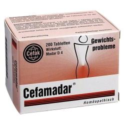 Cefamadar tablete za mršavljenje