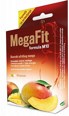 Mega-Fit kapsule za mršavljenje